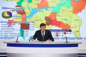 Глава ЦИК РТ: В Татарстане явка на 12 часов превышает показатели президентских выборов 2012 года