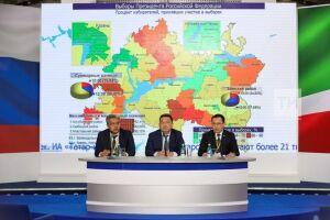 Наблюдатели от ШОС посетили в Татарстане более ста избирательных участков