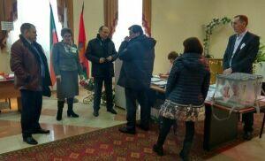 Иностранные наблюдатели приехали на выборы Президента РФ в Пестречинский район Татарстана