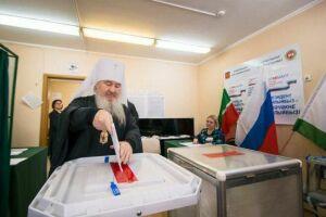 Митрополит Феофан: В день выборов мы покажем наше единство и сплоченность