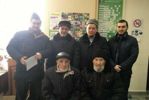 Имамы Татарстана проголосовали на выборах Президента России