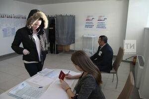 Ваэропорту Казани на выборах Президента проголосовали 402 избирателя