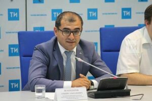 Президент Лиги студентов РТ принял участие в выборах Президента РФ