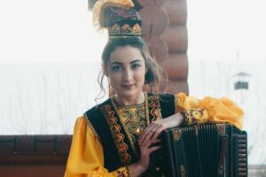 Диляра Гильмутдинова из Татарстана стала «Татар кызы-2018» в Удмуртии