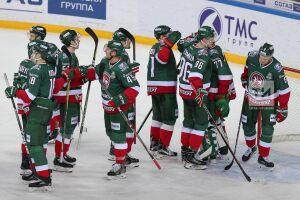 «Ак Барс» выиграл серию домашних матчей у хабаровского «Амура»