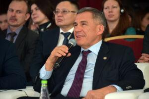 Рустам Минниханов о развитии Казани: Десять лет назад мы об этом даже не думали