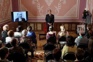 Впервые фестиваль имени Рудольфа Нуриева открыли лекцией