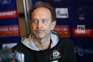 Тренер «Перуджи» Бернарди: Согласился бы сыграть с «Зенитом» в финале Лиги чемпионов
