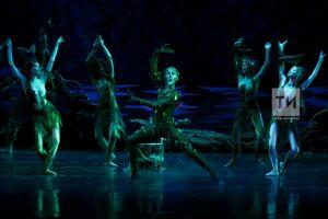 На нуриевском фестивале актеры Мариинского театра исполнили главные роли в «Шурале»