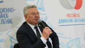 Активисты «РДШ» предложили Рафису Бурганову объединить все детские движения в РТ