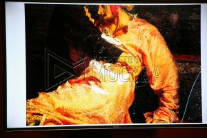 Третьяковка показала поврежденную вандалом картину Репина