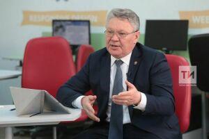 Рафис Бурганов: В основу программ обучения татарскому возьмут методики обучения иностранным языкам
