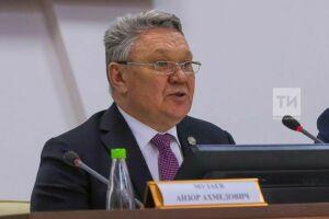 Рафис Бурганов: В РТ прорабатывается вопрос создания национального педагогического института