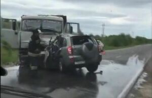 В страшной аварии в Лаишевском районе республики погиб человек