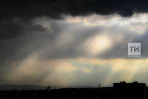 На Татарстан надвигается шторм