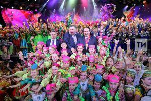 Лауреаты «Созвездия – Йолдызлык» впервые дадут концерт на Кремлевской набережной
