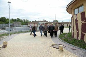 Появились новые фотографии «африканской» части казанского зооботсада