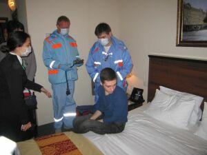 В гостинице Казани на учениях ликвидировали очаг пищевой инфекции с пострадавшими