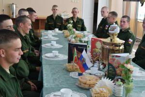 В Московской области прошел «День татарской кухни» для военнослужащих
