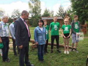 Юные натуралисты Татарстана отпраздновали 100-летний юбилей