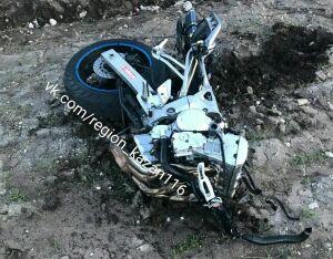В Татарстане перед судом предстанет водитель «Лады», который насмерть сбил мотоциклиста