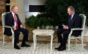 Путин объяснил появление своих фото в полуголом виде