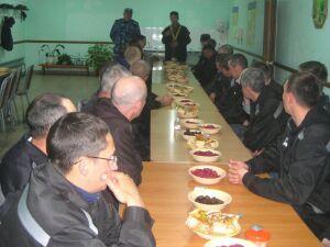 ДУМ РТ организовал ифтар для осужденных Татарстана