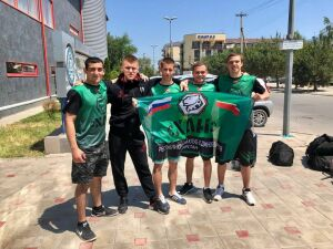 Казанские бойцы привезли золото IX Кубка мира по кикбоксингу World Cup Diamond WAKO 2018