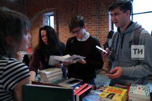 Татарские книги начали продавать в «Лабиринте»