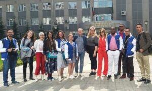Иностранным блогерам устроили медиаэкспедицию вКазани