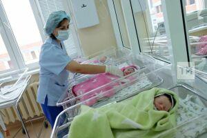 В Елабужском районе снизилась рождаемость