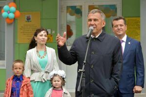 В казанском жилкомплексе «Весна» открылся новый детский сад