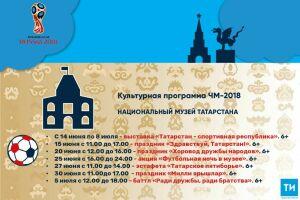Культурная программа ЧМ-2018: Национальный музей Татарстана