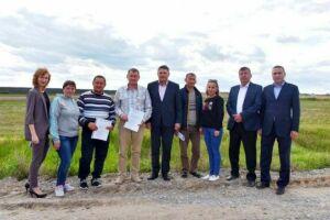 В Нурлате 50 многодетных семей получили земельные участки