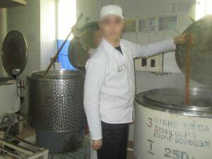 В Казанской колонии №18 выбрали лучшего повара, швею и сварщика