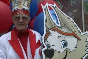В Казань приедет фанат из Польши, не пропустивший ни одного чемпионата мира по футболу за 40 лет