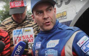 Каргинов стал победителем «Шелкового пути-2018» в грузовом зачете