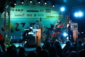 На фестивале «JAZZ в Кремле» выступит ведущий джазовый пианист России Антон Баронин