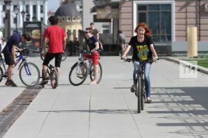 «Казгражданпроект» предложил построить вКазани почти 140 км велодорожек
