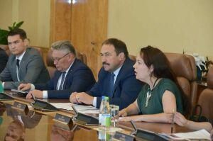 Песошин назвал Китай одним из важнейших партнеров Татарстана
