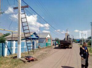 В Альметьевском районе РТ парень погиб от удара током при замене электрического счетчика