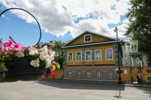 Сначала работы арт-резиденция «Старо-Татарская слобода» приняла вгости 12писателей