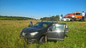 В Елабужском районе РТ в массовой аварии погиб 21-летний байкер из Менделеевска