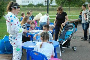 В Заинске состоялся концерт в рамках акции «Помоги собраться в школу»
