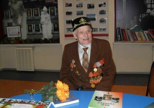 Ветеран Росгвардии РТ поделился воспоминаниями о битве на Курской дуге