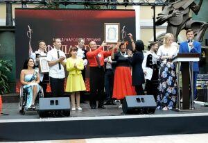 Незрячий танцор из Чистополя стал лауреатом международной премии «Филантроп»