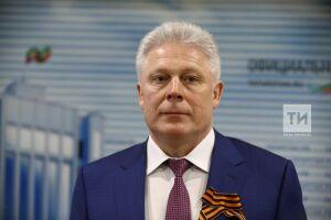Новым и.о. Полпреда Президента РФвПриволжском округе стал Игорь Паньшин