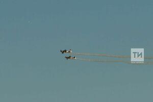 ВКазани начались тренировочные полеты соревнований Red Bull Air Race