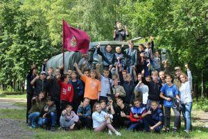 Акция ДОСААФ «Теперь ты в армии» прошла в Набережных Челнах