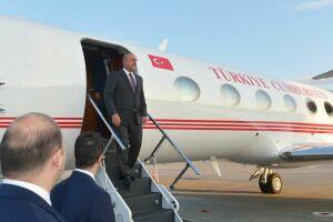 Глава МИД Турции прибыл в Казань с рабочим визитом
